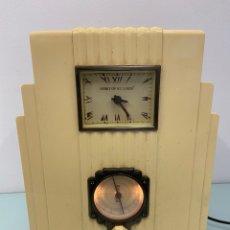 Radios Anciennes: RADIO CASETTE CON RELOJ SPIRIT OF ST. LOUIS. Lote 218597532