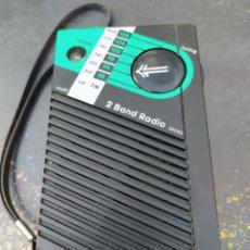 Radios antiguas: RADIO TRANSISTOR PHILIPS D1220. Lote 218601323