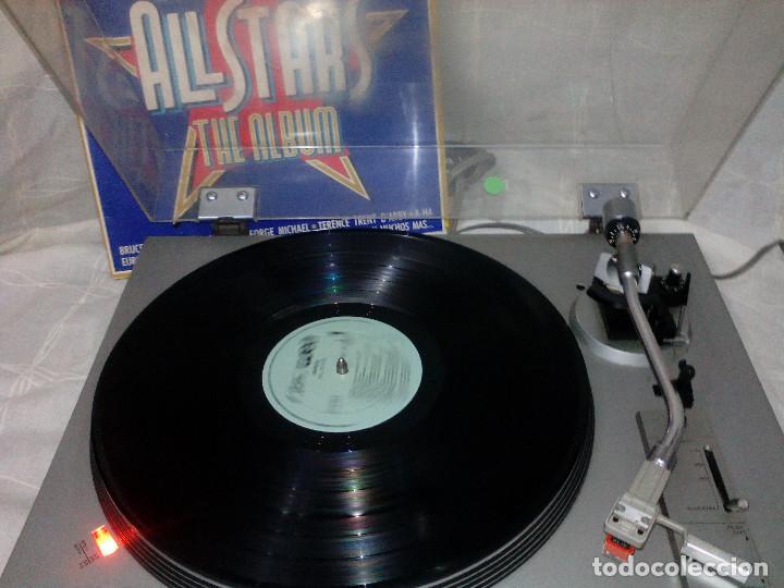 Radios antiguas: GIRADISCOS VINTAG TOSHIBA SR.F.330 - Foto 3 - 218735762