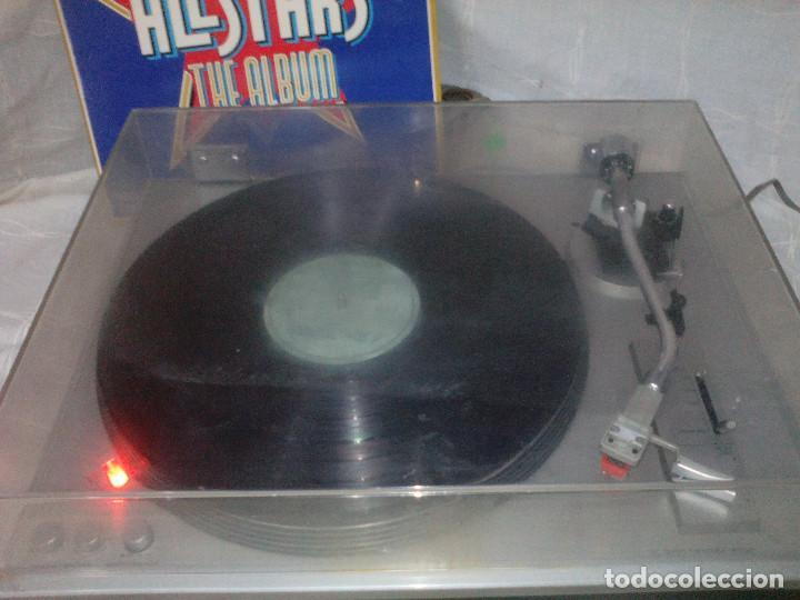 Radios antiguas: GIRADISCOS VINTAG TOSHIBA SR.F.330 - Foto 4 - 218735762