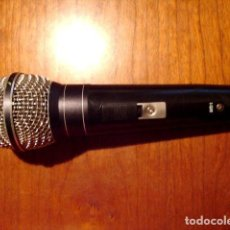 Radios antiguas: MICROFONO BCT MD. Lote 218748691