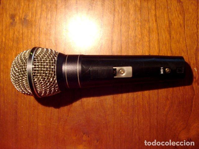 Radios antiguas: MICROFONO BCT MD - Foto 2 - 218748691