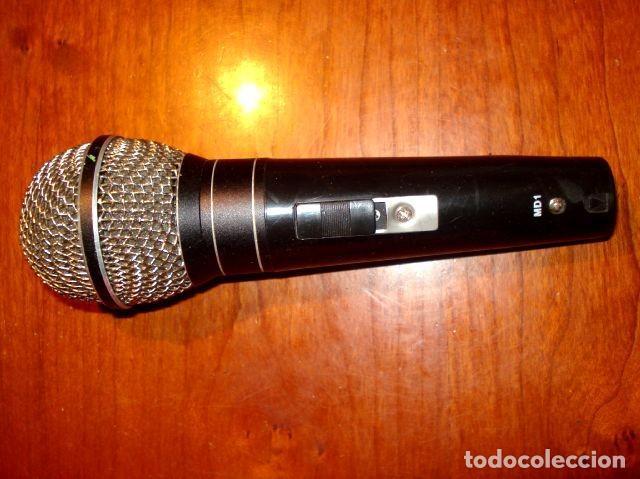 Radios antiguas: MICROFONO BCT MD - Foto 3 - 218748691