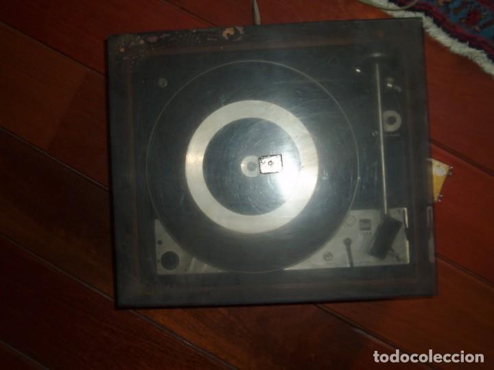 TOCADISCOS PLETINA (Radios, Gramófonos, Grabadoras y Otros - Transistores, Pick-ups y Otros)