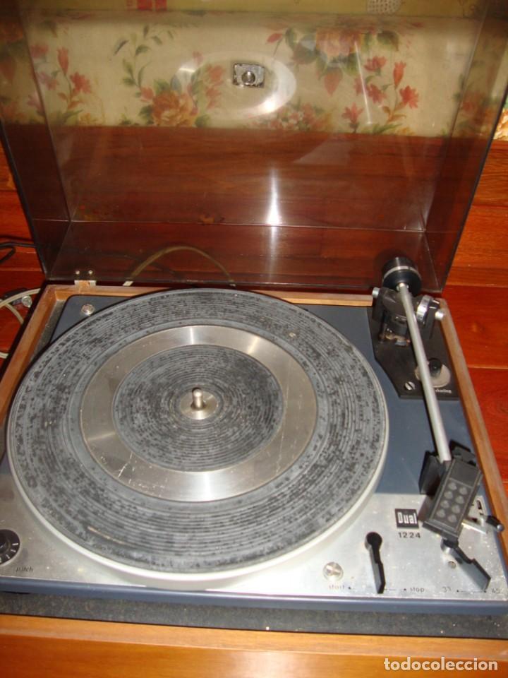 Radios antiguas: TOCADISCOS PLETINA - Foto 3 - 218752930