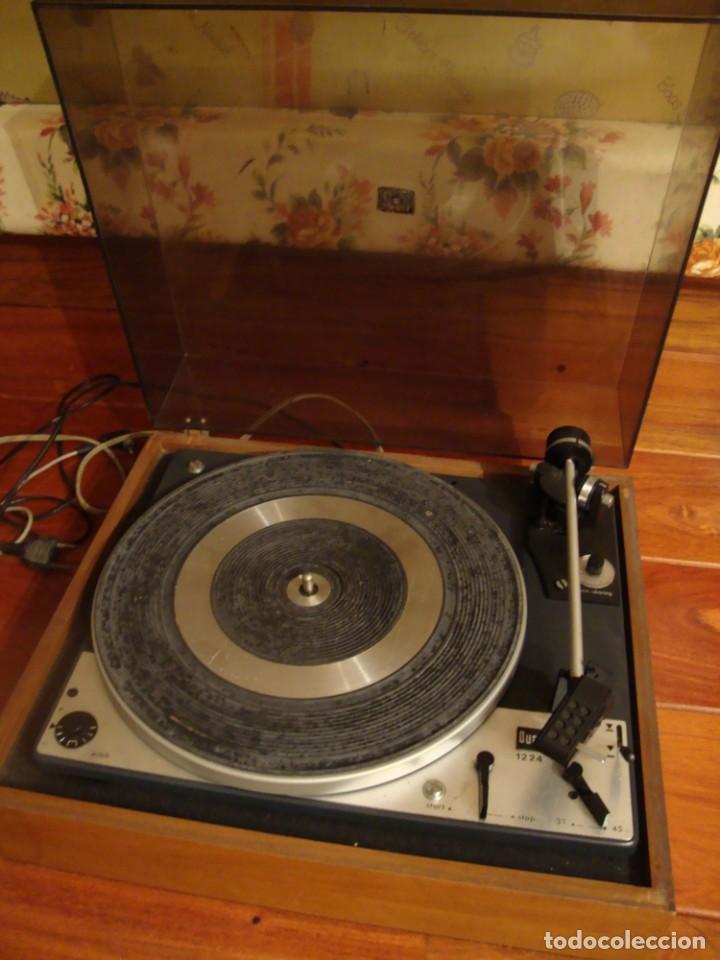 Radios antiguas: TOCADISCOS PLETINA - Foto 5 - 218752930