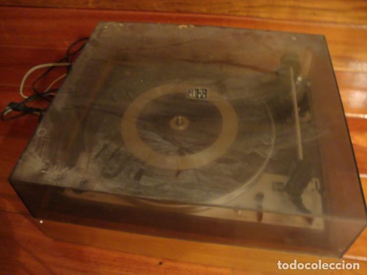 Radios antiguas: TOCADISCOS PLETINA - Foto 6 - 218752930