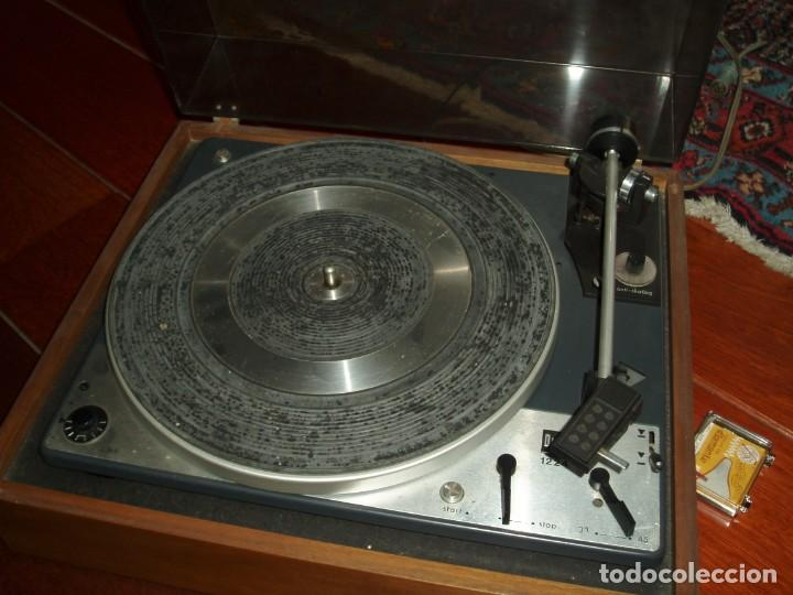 Radios antiguas: TOCADISCOS PLETINA - Foto 8 - 218752930