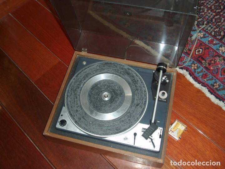 Radios antiguas: TOCADISCOS PLETINA - Foto 9 - 218752930