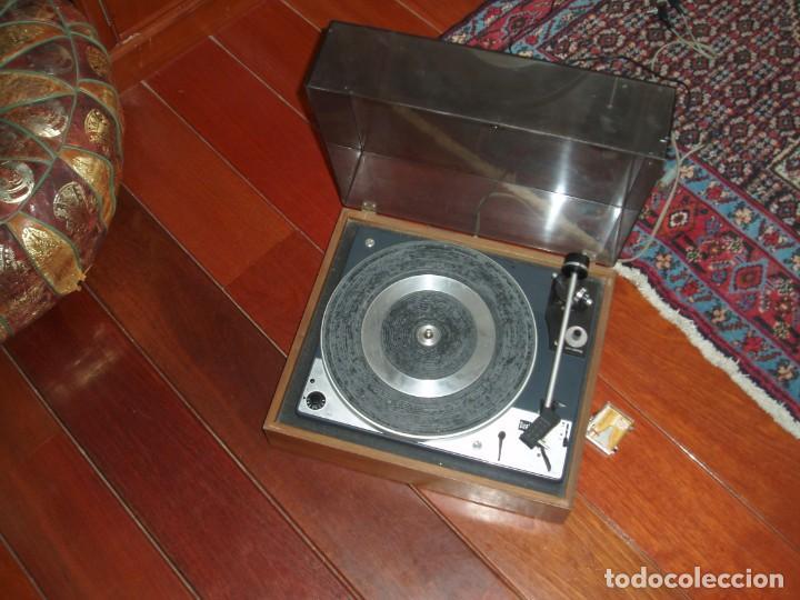 Radios antiguas: TOCADISCOS PLETINA - Foto 10 - 218752930