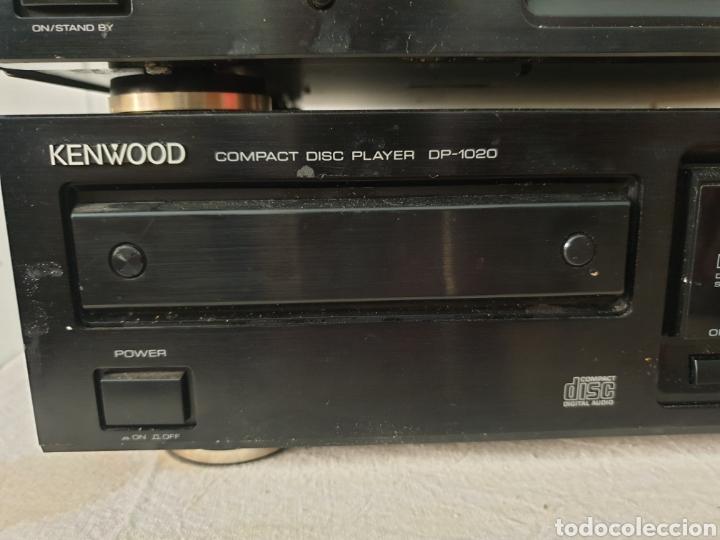 Radios antiguas: Cadena musical Kenwood - Foto 5 - 218775453