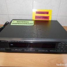 Radios antiguas: SINTONIZADOR DE RADIO DENON UTU 7700 AM-FM-SW RETRO & VINTAGE MADE IN JAPAN FUNCIONANDO!. Lote 219009390