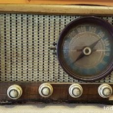 Radios antiguas: RADIO ANTIGUA PARA PROYECTO DE RESTAURACION. Lote 219319583