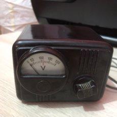 Radios antiguas: ANTIGUO TRANSFORMADOR ELEVADOR - REDUCTOR. Lote 219323611