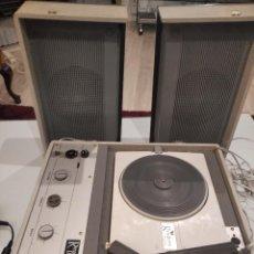 Radios antiguas: TOCADISCOS READER'S DIGEST FUNCIONANDO PERFECTO , EN SU CAJA AÑOS 50. Lote 219499266