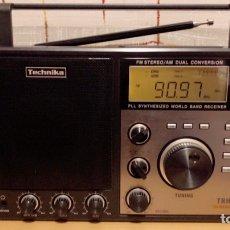 Radios antiguas: RADIO TECHNIKA TRH-9, MULTIBANDA, FUNCIONA, VER VÍDEO.. Lote 219632325