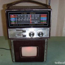 Radios antiguas: RADIO MULTIBANDAS ELLIOTT TRONICS. Lote 219757437