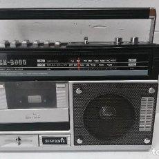 Radios antiguas: RADIO CASSETTE STARSONIC CX3000. Lote 219977145