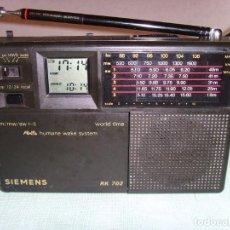 Radios antiguas: RADIO SIEMENS RK-702. Lote 220293215