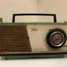 Radios antiguas: ANTIGUO RADIO TRANSISTOR VANGUARD SUPER ATLAS. ABSOLUTAMENTE VINTAGE. Lote 220543956