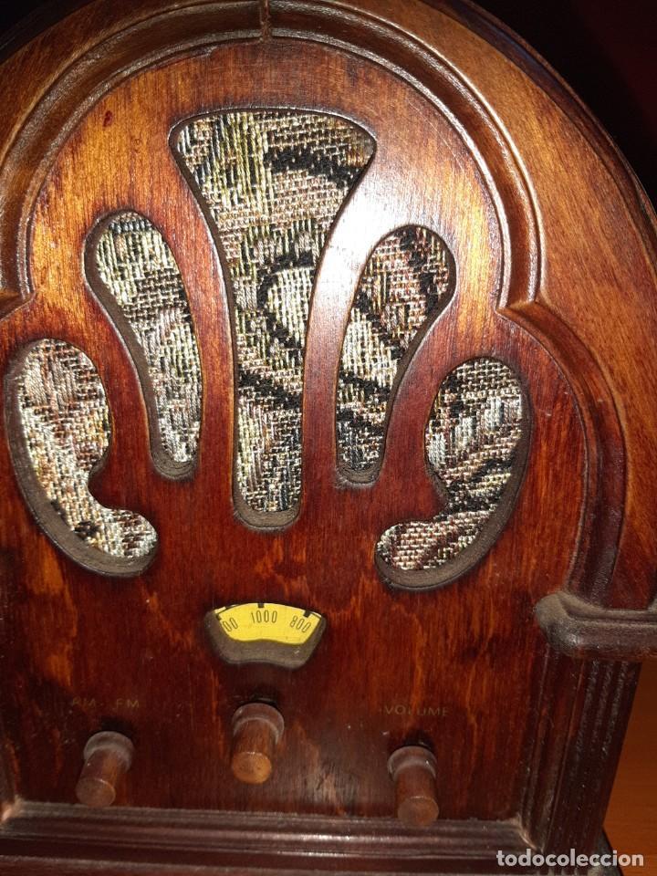 Radios antiguas: radio vintage - Foto 2 - 221169517