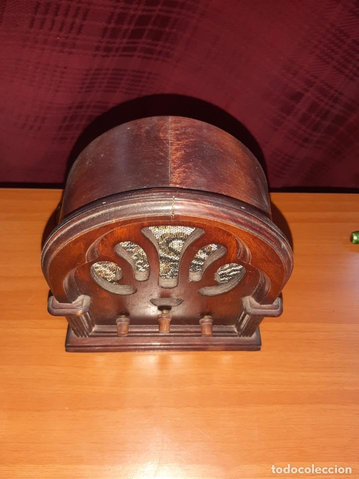 Radios antiguas: radio vintage - Foto 3 - 221169517