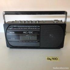 Radios antiguas: RADIO SANYO. Lote 221251930