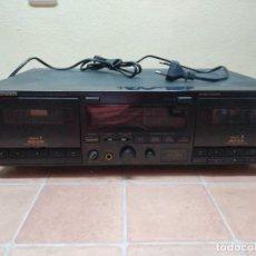 Rádios antigos: PLETINA DOBLE CASSETTE PIONNEER CT_W530R. Lote 221275841