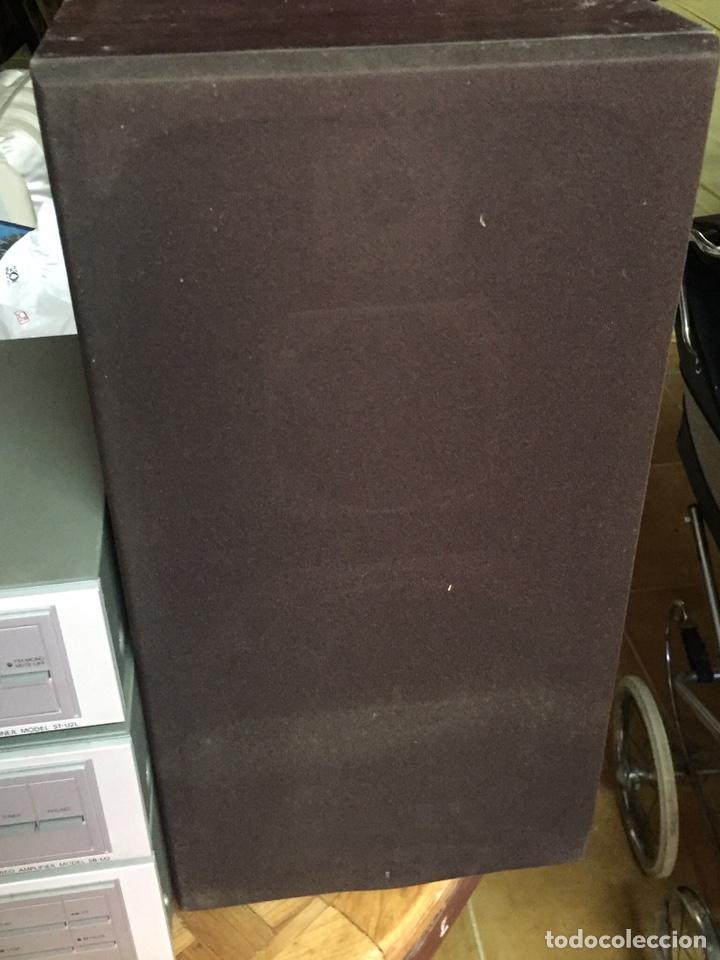 Radios antiguas: Minicadena TOSHIBA - Foto 4 - 221359321
