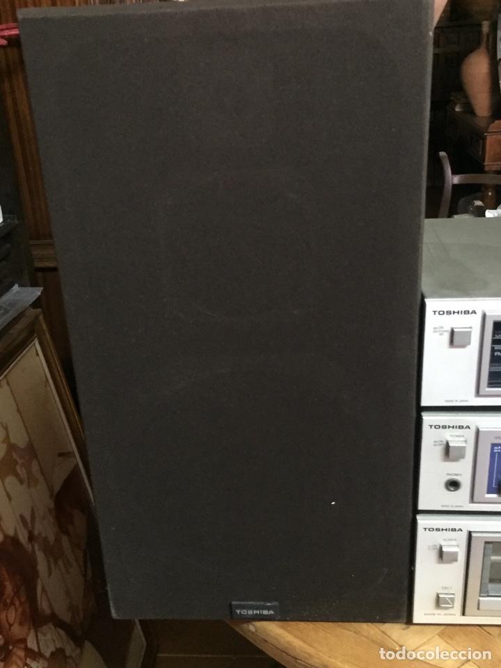 Radios antiguas: Minicadena TOSHIBA - Foto 5 - 221359321