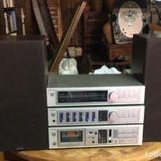 Radios antiguas: MINICADENA TOSHIBA. Lote 221359321