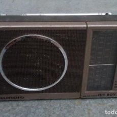 Radios antiguas: RADIO ANTIGUA GRUNDING HIT BOY 60. Lote 221653302