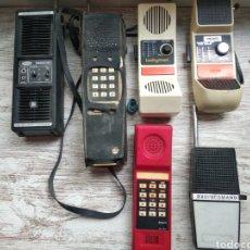 Radios antiguas: WALKIE,TELÉFONOS ANTIGUOS. Lote 221836020