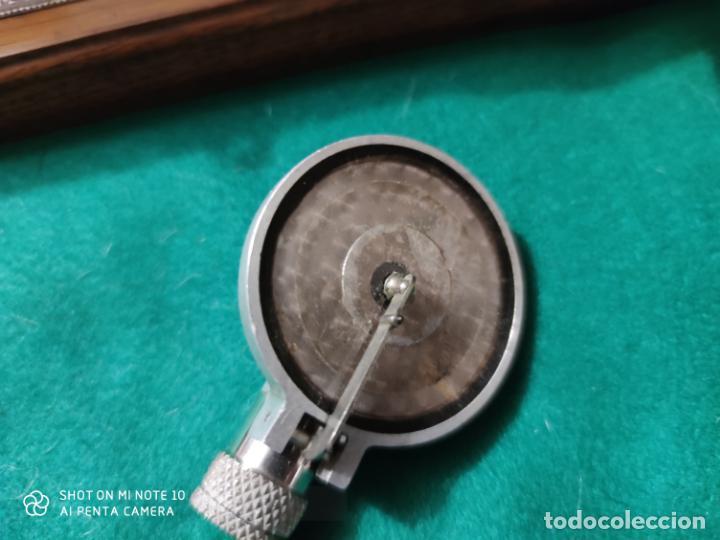 Radios antiguas: MAGNIFICO Y PRECIOSO FONOGRAFO COLUMBIA FUNCIONANDO CON UN CILINDRO VER VIIDEO - Foto 6 - 221927468
