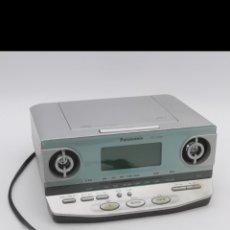 Radios antiguas: RADIO - RELOJ DESPERTADOR - PANASONIC RC-CD300. Lote 221992840