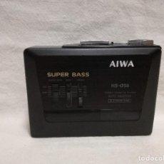 Radios antiguas: WALKMAN CASSETTE - AIWA - HS-G58. Lote 221992931