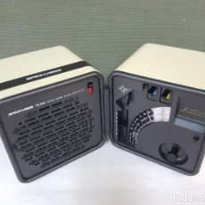 Radios antiguas: BRIONVEGA TS 505. MADE IN ITALY, EXCELENTE ESTADO.. Lote 222042606