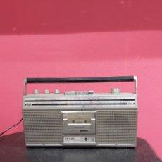 Radios antiguas: RADIO CASSETTE VINTAGE PHILIPS D8201 - FUNCIONA. Lote 222148298