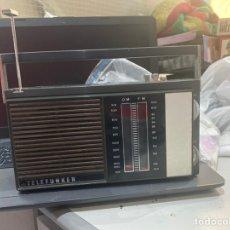 Radios antiguas: RADIO ANTIGUA TRANSISTOR TELEFUNKEN LYRA. Lote 222150340