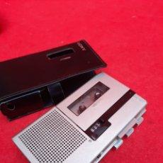 Radios antiguas: VIEJA GRABADORA SONY. Lote 222166461