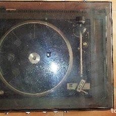 Radios antiguas: TOCADISCOS DUAL . FUNCIONA.. Lote 222324863