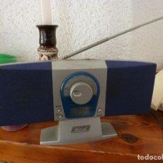 Radios antiguas: RADIO ANTIGUA FM-AM PUBLICIDAD HIMEL- TAL CUAL SE VE EN LAS FOTOS. Lote 222327042