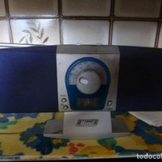 Radios antiguas: RADIO ANTIGUA FM-AM PUBLICIDAD HIMEL- TAL CUAL SE VE EN LAS FOTOS. Lote 222327115