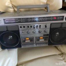 Radios antiguas: RADIOCASETE. Lote 222435760