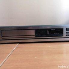Radios antiguas: LECTOR DISCOS AUDIO CD FISHER AD-530 1990. Lote 222438811