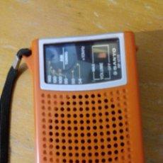 Rádios antigos: RADIO TRANSISTOR SANYO AM USADO. Lote 222726176