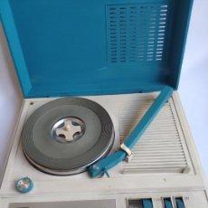 Radios antiguas: TOCADISCOS - PICK-UP - PERFECTO ESTADO - BELAIR SOLID STATE - FUNCIONA RADIO Y TOCADISCOS. Lote 222836993