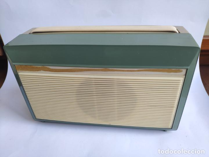 Radios antiguas: Tocadiscos - Pick-up - PHILIPS ALL TRANSISTOR - Foto 3 - 222837755
