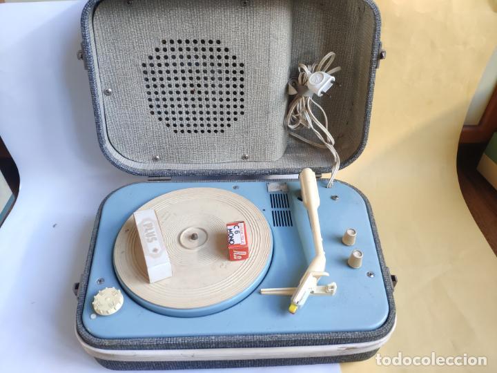TOCADISCOS - PICK-UP - AÑOS 50'S (Radios, Gramófonos, Grabadoras y Otros - Transistores, Pick-ups y Otros)