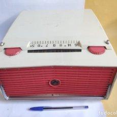 Radios antiguas: TOCADISCOS - PICK-UP - MARCA HIS MASTER VOICE - LA VOZ DE SU AMO - AÑOS 60'S. Lote 222838715